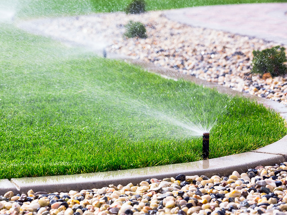 Condominium Lawn Irrigation Calgary